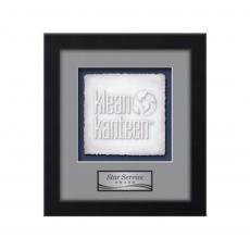 Customizable Plaque Awards - Eldridge -  Satin Black