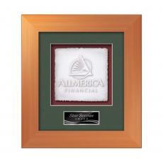 Customizable Plaque Awards - Premier -  Bronze