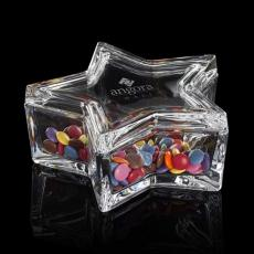 Keepsake Boxes - Barnett Star Trinket Box & Lid