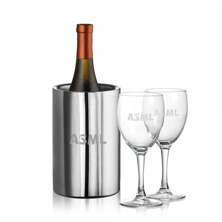 Jacobs Wine Cooler & Carberry Set