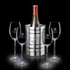 Barware - Perla Wine Cooler & Woodbridge Set