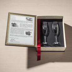 Wine Packaging - Storybook® Classic - Champagne Flute (2 pc)