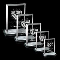 Rectangle Awards - Empress Award - Starfire