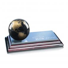 Desk Accessories - Globe on Summerville - Black