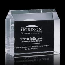 Personalized Corporate Gifts - Homestead Paperweight