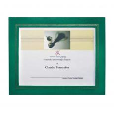Certificate Frames - Honors - Green