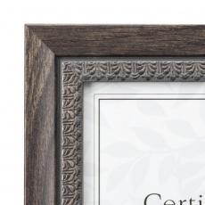 Certificate Frames - Billingham  - Mahogany