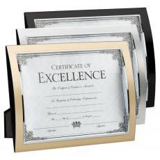 Certificate Frames - City Lights Certificate Frame