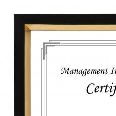 Certificate Frames - Napier