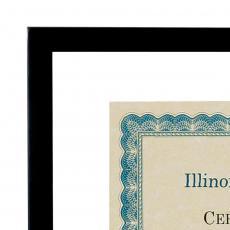 Certificate Frames - University