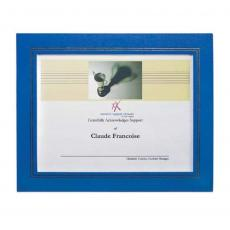 Certificate Frames - Honors - Blue