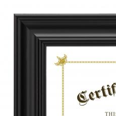 Certificate Frames - Poole