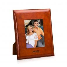 Picture Frames - Bianca Leather - Tan