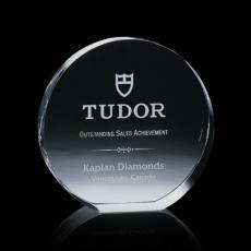 Personalized Corporate Gifts - Glenwood Paperweight