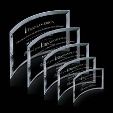 Awards & Recognition Ideas for Employees - Madison Award - Jade