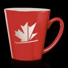 Mugs - Sorrento Mug - Red