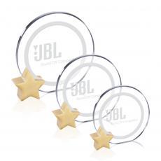 Circle Awards - Verdunn Award - Starfire/Gold Star Diam