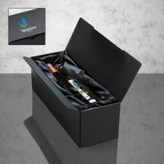 Wine Packaging - Bergamo Box - Decorated