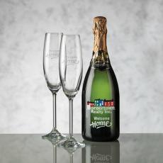 Champagne - VividPrint™ & Woodbridge Flute