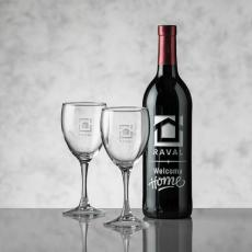 Cabernet - Deep Etch & Carberry Wine Set