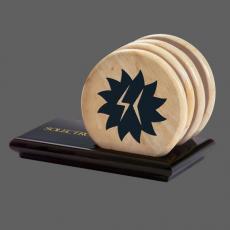 Coasters - Uxbridge Coasters -Set of 4 (Oversize Base)