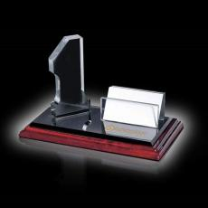 Desk Accessories - Business Card Holder