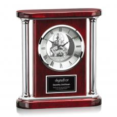 Personalized Corporate Gifts - Collins Clock