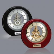Personalized Corporate Gifts - Catarina Clock - Black