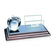Desk Accessories - Sommerville Cardholder - Clear Apple