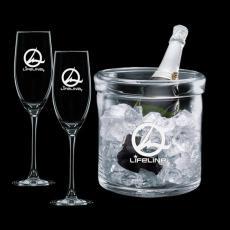 Wine Coolers - Spencer Champagne Bucket Set