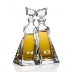 Decanters - Bonham Twin Decanters