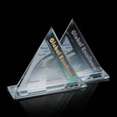 Pyramid Awards - Astor -Blue