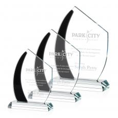 Clear Glass Awards - Hausner Award - Black