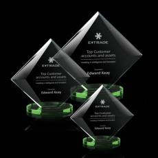 Diamond Awards - Teston Award - Green
