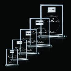 Custom-Engraved Crystal Awards - Denison Award