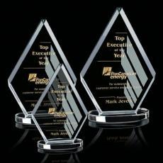 Diamond Awards - Canton Award - Clear