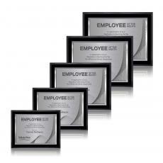 Framed Awards & Plaques - Farnsworth/TexEtch Plaque