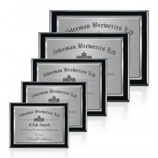 Framed Awards & Plaques - Oakleigh/TexEtch Plaque