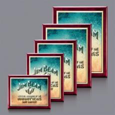 Full Color Plaques - Oakleigh VividPrint™ 3D Plaque - White