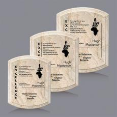 Customizable Plaque Awards - Thetford