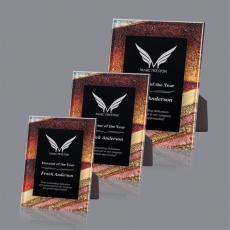 Custom Corporate Acrylic Awards - Hereford Award - Autumn