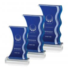 Custom Corporate Acrylic Awards - Nolan Award