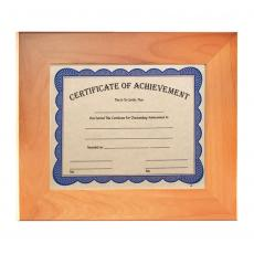 Certificate Frames - Millcroft Certificate Holder - Red