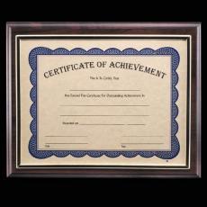 Certificate Frames - Farnsworth - Cherry