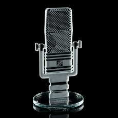 Awards & Recognition Ideas for Employees - Microphone Award