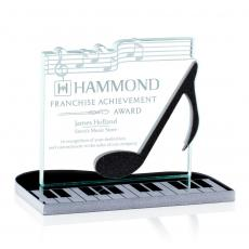 Awards & Recognition Ideas for Employees - Sheet Music Award