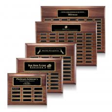 Customizable Plaque Awards - Sedgewick