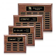 Customizable Plaque Awards - Carisbrooke