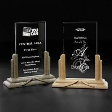 Distinguished Marble & Stone Plaques and Trophies - Billboard Award