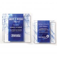 Awards & Recognition Ideas for Employees - Fusion Plaque